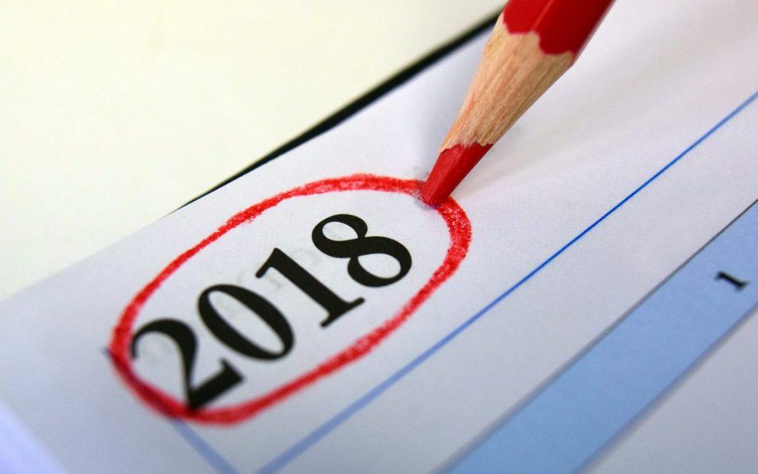 Neues Jahr – Neue Vorsätze – Umsetzen bringt Veränderungen
